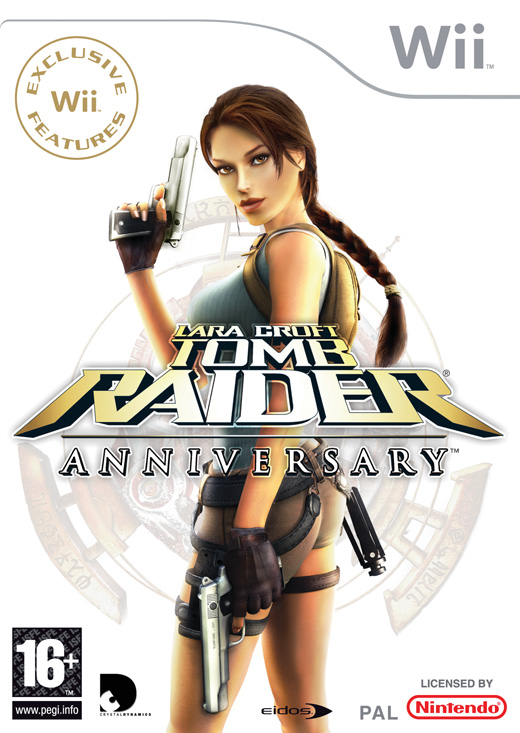 Tomb Raider 10th Anniversary for Nintendo Wii image