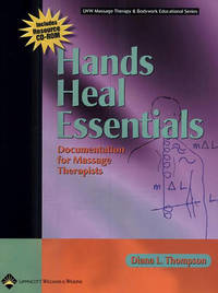 Hands Heal Essentials by Diana L. Thompson image