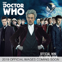 Danilo: Doctor Who 2019 Mini Wall Calendar