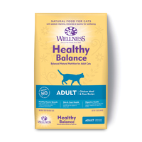 Wellness: Healthy Balance Adult Chicken Meal & Peas Recipe 5.44KG
