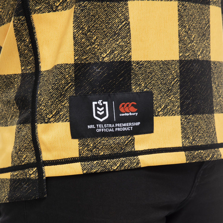 Vodafone Warriors Bushshirt Jersey (S) image