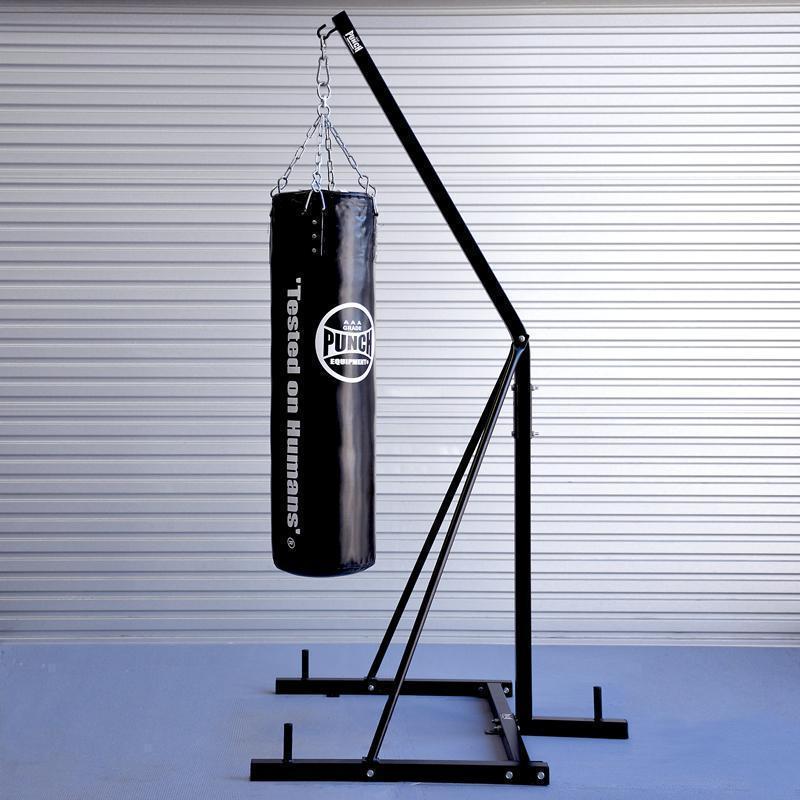 Punch: Trophy Getter - Boxing Bag 120cm (Black) image