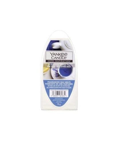 Yankee Candle: Home Inspiration Wax Melts - Afternoon Indigo Tea