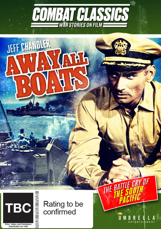 Away All Boats (Combat Classics) on DVD