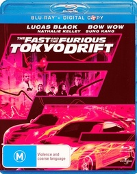 The Fast and the Furious - Tokyo Drift on Blu-ray