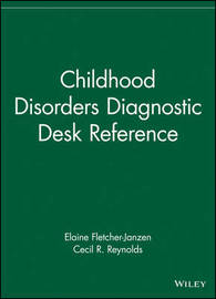 Childhood Disorders Diagnostic Desk Reference image