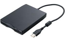 Targus Slimline USB External Floppy Drive
