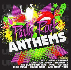 Party Rock Anthems (2CD) by Various Artists