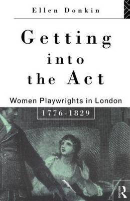 Getting Into the Act by Ellen Donkin