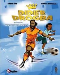 Didier Drogba by Gabin Bao