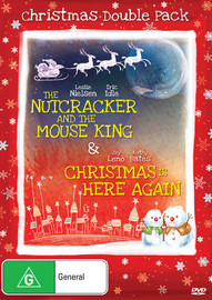 Christmas Double Pack - Nutcracker And The Mouseking/Xmas Is Here Again on DVD