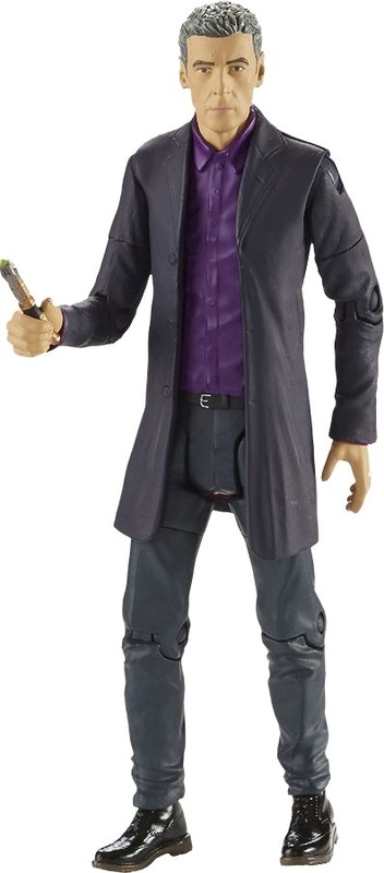 Doctor Who - 12th Doctor in Purple Shirt Figure