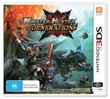Monster Hunter Generations for Nintendo 3DS
