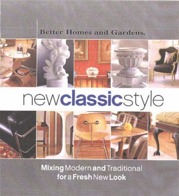 New Modern Style by Better Homes & Gardens