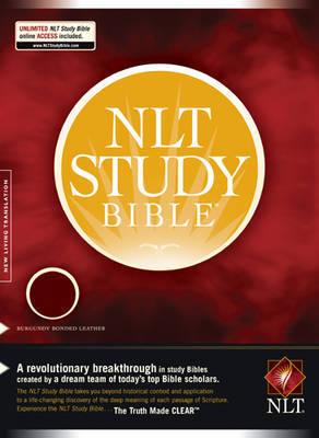 NLT Study Bible image