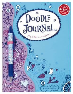 Doodle Journal by Klutz Press image