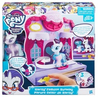 My Little Pony: Friendship Is Magic - Rarity Fashion Runway Playset