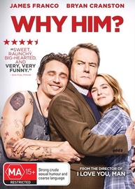 Why Him? on DVD
