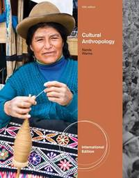 Cultural Anthropology by Serena Nanda image