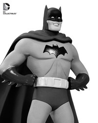 "DC Comics Batman Black & White 7.75"" Statue"