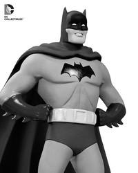 "DC Comics Batman Black & White 7.75"" Statue"