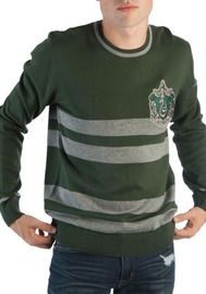 Harry Potter: Slytherin - Jacquard Sweater (Large)