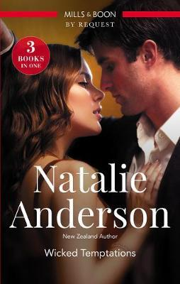 Wicked Temptations/Whose Bed Is It Anyway?/Dating And Other Dangers/NiceGirls Finish Last by Natalie Anderson image