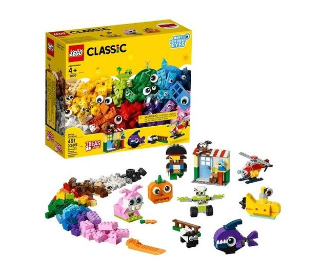LEGO Classic - Bricks & Eyes (11003)