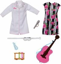 Barbie: Surprise Careers - Fashion Doll (Brunette) image