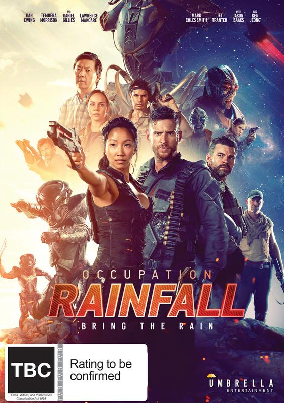 Occupation: Rainfall on DVD