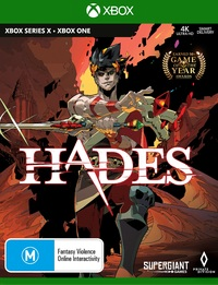Hades for Xbox Series X, Xbox One