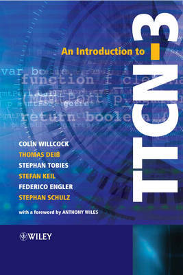 An Introduction to TTCN-3 by C. Willcock image