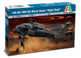 Italeri UH-60A Black Hawk Night Raid 1:48 Model Kit