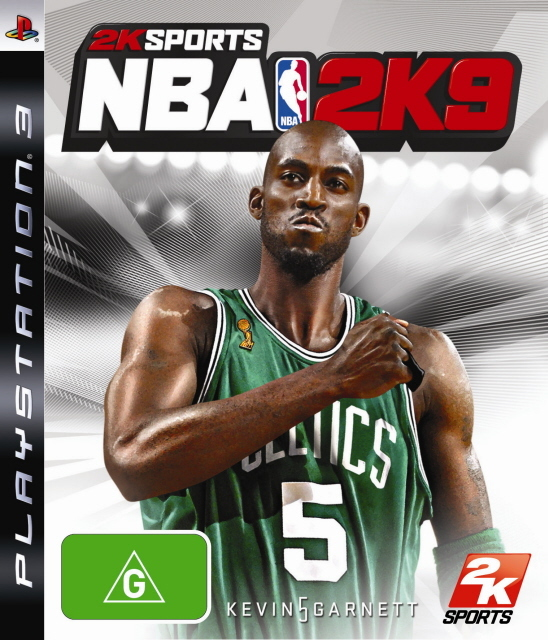NBA 2K9 for PS3