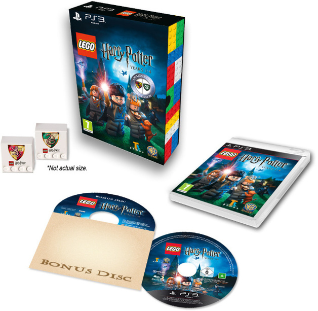 LEGO Harry Potter: Years 1-4 Collector's Edition for PS3