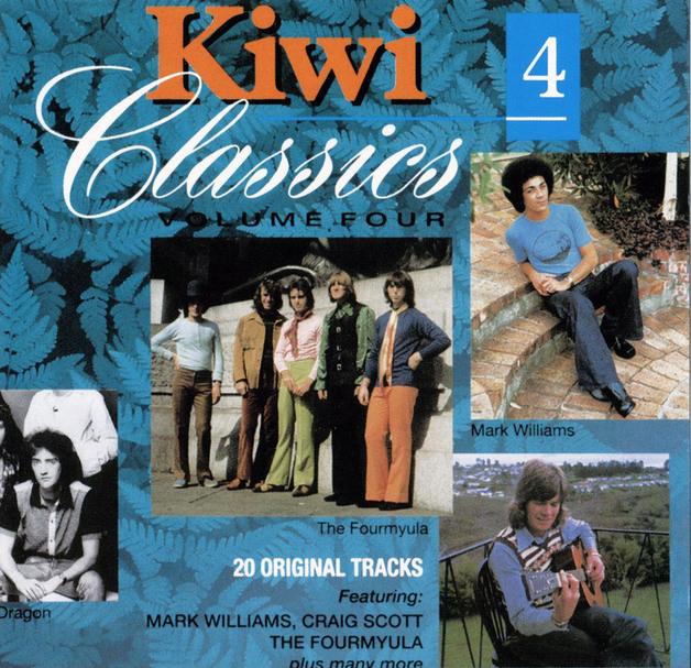 Kiwi Classics Vol.  4 by Various