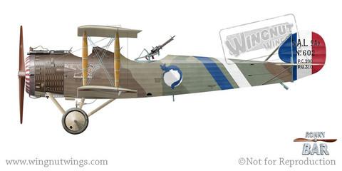 Wingnut Wings 1/32 Salmson 2-A2/Otsu 1 Model Kit image