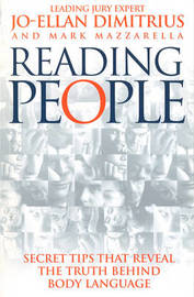 Reading People by Jo-Ellan Dimitrius