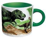 The Unemployed Philosophers Guild Mug - Disappearing Dinosaur