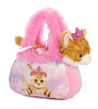 Aurora: Fancy Pal Pet Carrier – Pretty Princess Kitty