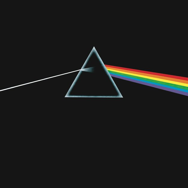 The Dark Side Of The Moon (LP) by Pink Floyd