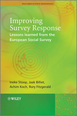 Improving Survey Response by Ineke Stoop image