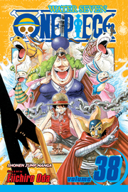 One Piece, Vol. 38 by Eiichiro Oda