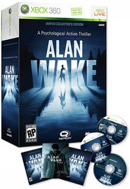 Alan Wake Limited Edition for X360