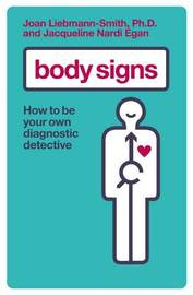 Body Signs by Joanne Liebmann-Smith image