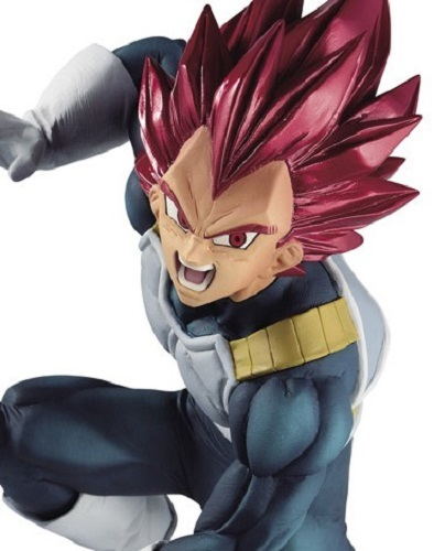 Dragon Ball: Super Saiyan God Vegeta - PVC Figure