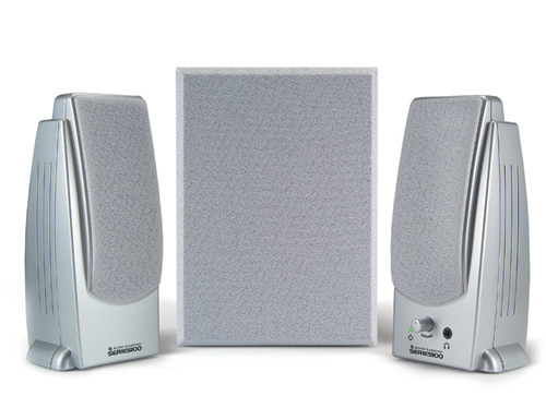 Altec Lansing Altec 121 3pc Speakers image