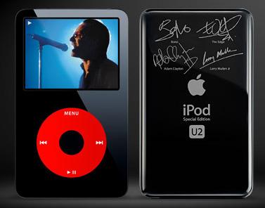 Apple iPod U2 Special Edition (30GB)