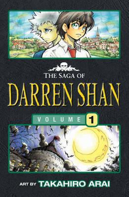 Cirque Du Freak (Saga of Darren Shan manga vol 1) by Darren Shan