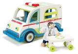Le Toy Van: Ambulance Play Set